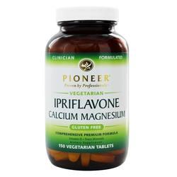 Pioneer Ipriflavone Calcium Magnesium