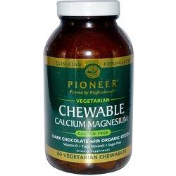 Pioneer Chewable Calcium Magnesium