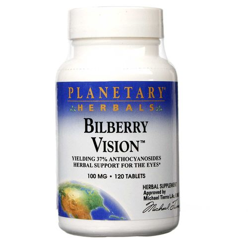 Bilberry Vision