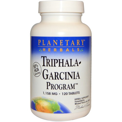 Triphala-Garcinia Program 1180 mg
