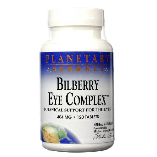 Bilberry Eye Complex 404 mg