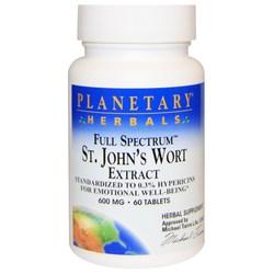 Planetary Herbals Full Spectrum St. John's Wort Extract