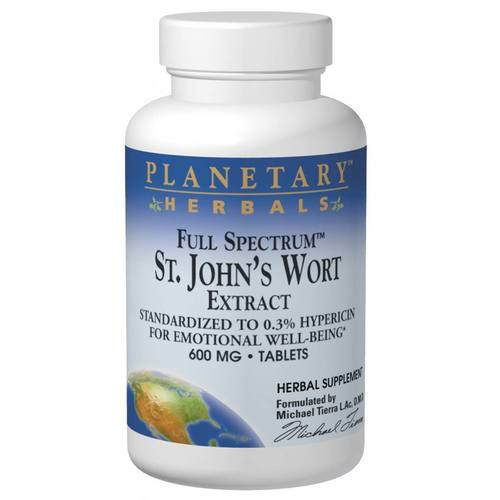 Full Spectrum St. John's Wort Extract