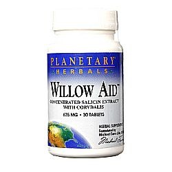 Planetary Herbals Willow Aid