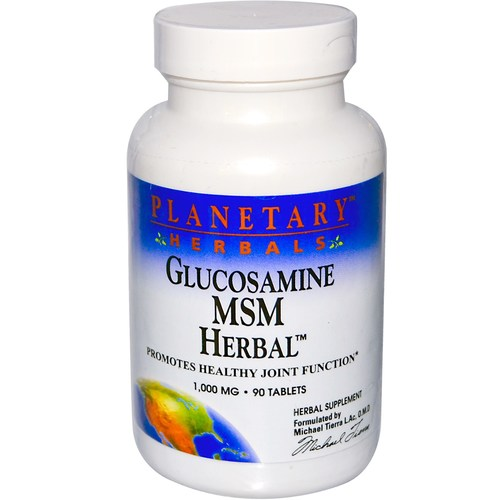 Glucosamine - MSM Herbal