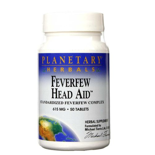 Feverfew Head Aid 615 mg
