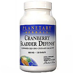 Planetary Herbals Cranberry Bladder Defense