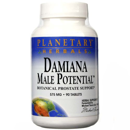 Damiana Male Potential