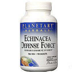 Planetary Herbals Echinacea Defense Force
