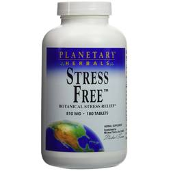 Planetary Herbals Stress Free