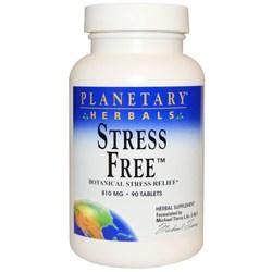 Planetary Herbals Stress Free