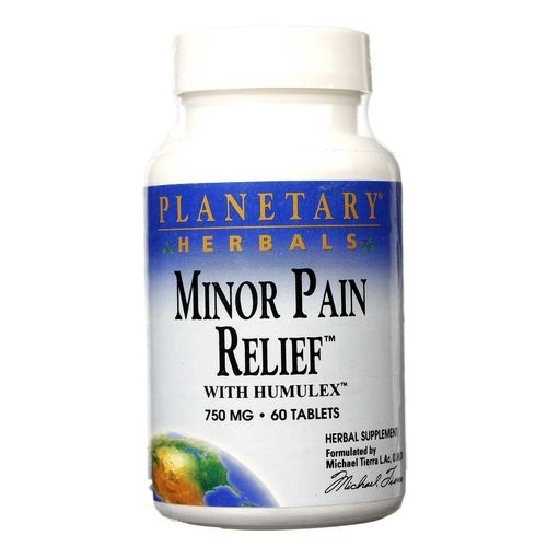 Minor Pain Relief