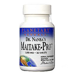 Planetary Herbals Dr. Nanba's Maitake-Pro