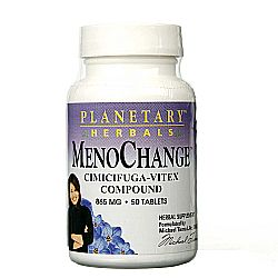 Planetary Herbals MenoChange Cimicifuga-Vitex Compound