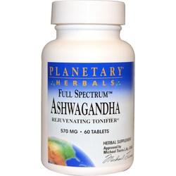 Planetary Herbals Full Spectrum Ashwagandha 570 mg