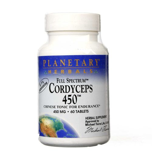 Full Spectrum Cordyceps 450 mg