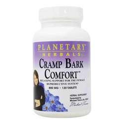 Planetary Herbals Cramp Bark Comfort
