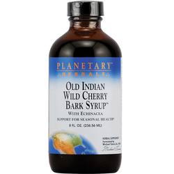 Planetary Herbals Old Indian Cherry Bark Syrup