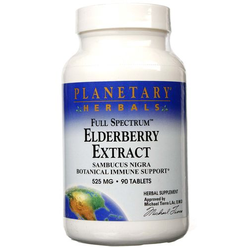 Full Spectrum Elderberry Extract