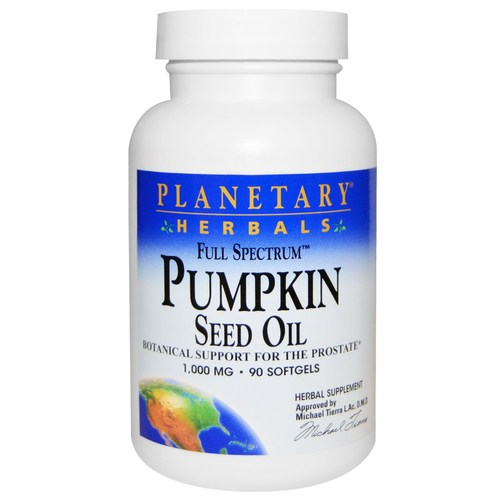 Full Spectrum Pumpkin Seed Oil