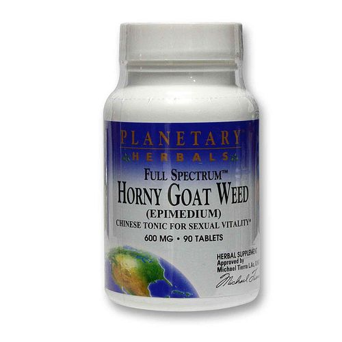 Full Spectrum Horny Goat Weed 600 mg