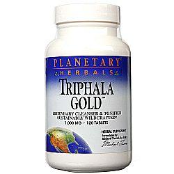 Planetary Herbals Triphala Gold 1000 mg