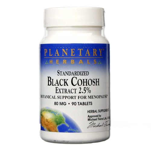 Black Cohosh Extract 2.5% Standardized