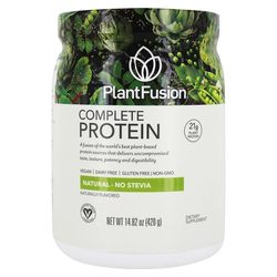 PlantFusion Complete Plant Protein - No Stevia