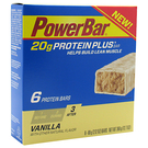 Powerbar Protein Plus Bar - Vanilla - 6 pack