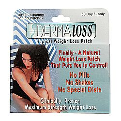 Premier Marketing DermaLoss - Weight Loss Patch