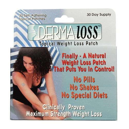 DermaLoss - Weight Loss Patch