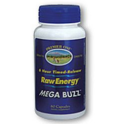 Premier One Raw Energy Mega Buzz TR