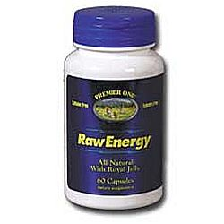 Premier One Raw Energy 500 mg