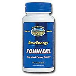Premier One Raw Energy YohimBee