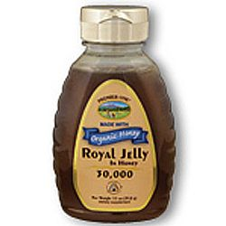 Premier One Organic Royal Jelly in Honey Extra