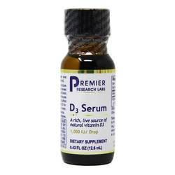 Premier Research Labs D3 Serum
