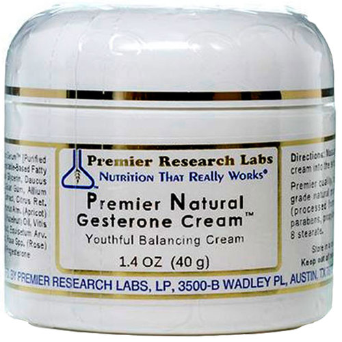 Premier Natural Gesterone Cream