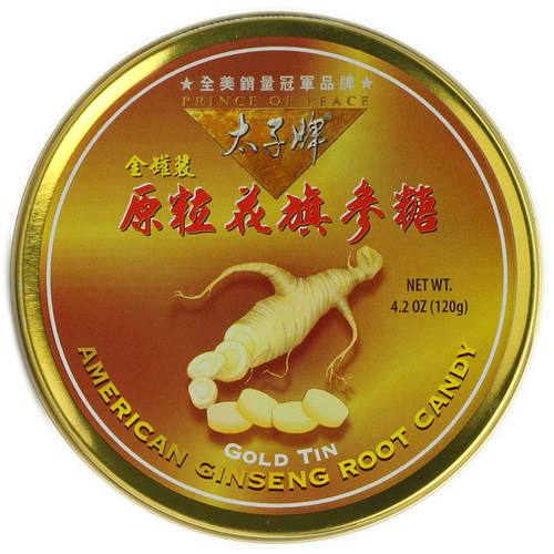 American Ginseng Root Candy