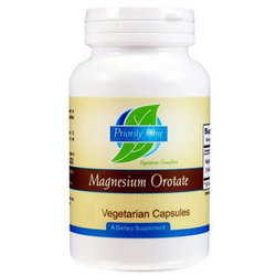 Priority One Magnesium Orotate