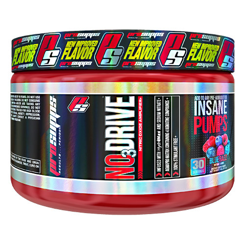 ProSupps NO3 Drive Blue Raspberry -