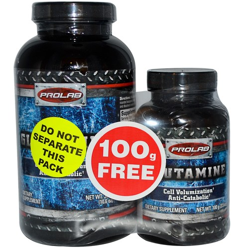 Glutamine Powder 300 + 100