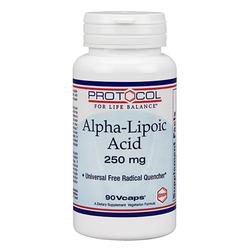 Protocol for Life Balance Alpha Lipoic Acid