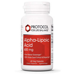 Protocol for Life Balance Alpha-Lipoic Acid