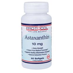 Protocol for Life Balance Astaxanthin