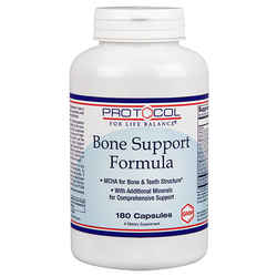 Protocol for Life Balance Bone Support