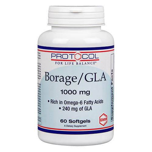 Borage / GLA 1,000 mg