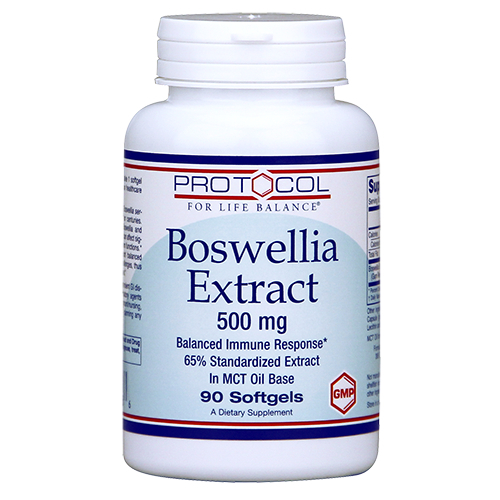 Boswellia Extract 500 mg