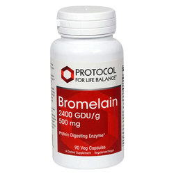 Protocol for Life Balance Bromelain 2400 GDUg