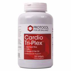 Protocol for Life Balance Cardio Tri-Plex