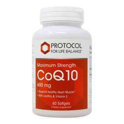 Protocol for Life Balance Maximum Strength CoQ10